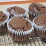 27品目不使用 米粉のココアマフィン